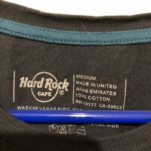 Hard Rock Cafe Tops - Vintage Hard Rock T-shirt